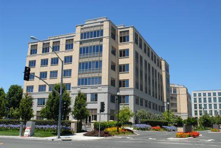 alto: Office building, East Palo Alto, California