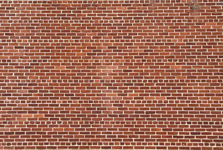 Brick wall, Carpenters Hall, Philadelphia, Pennsylvania Standard-Bild