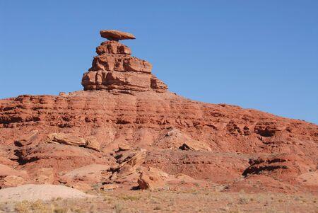 Mexican Hat Rock, Mexican Hat, Utah