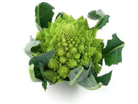 Romanesco - a fractal variation on broccoli