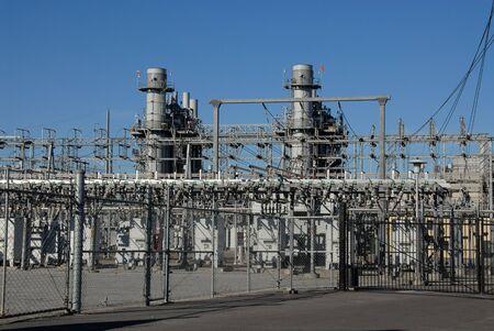 Power generation facility, Sunnyvale, California