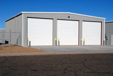 Boat storage units, Page, Arizona