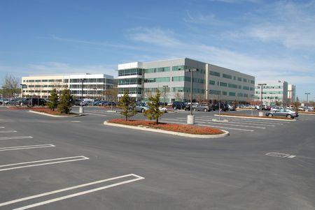 규소: Silicon Valley office park, Mountain View, California