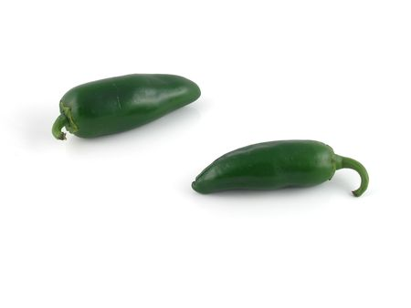 Jalapeno chile pepper