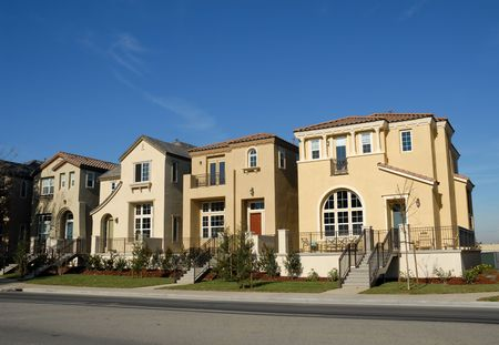 Townhomes, San Jose, California photo