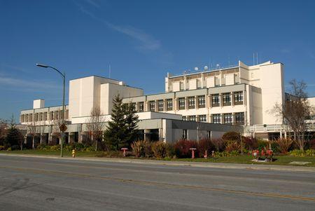 Community hospital, San Jose, California