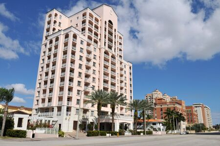 gables: Highrise condominiums, Coral Gables, Florida