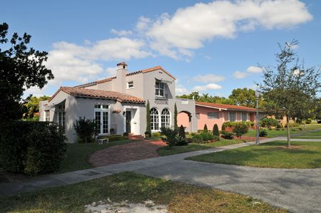 gables: Private homes, Coral Gables, Florida
