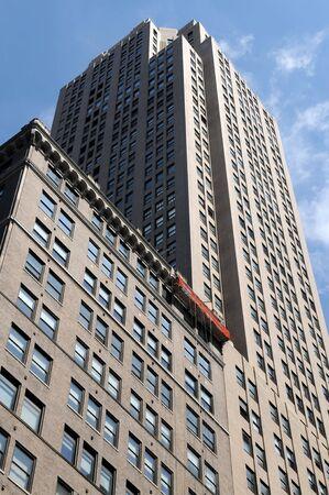 高層ビル、ミッドタウン マンハッタン、ニューヨーク、ニューヨーク