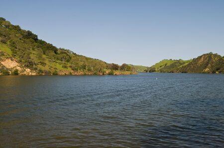 livermore: Lake Del Valle Regional Park, Livermore, California Stock Photo