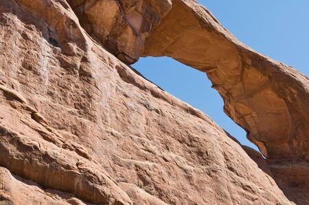 Skyline Arch, Arches National Park, Moab, Utah photo