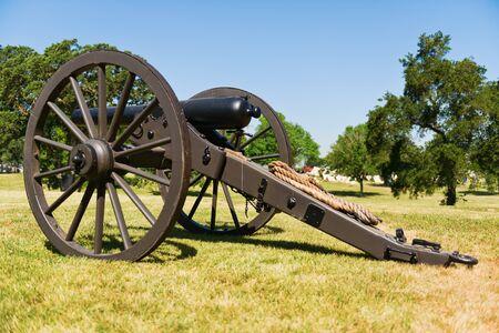 パロット砲、南北戦争時代のミサ...