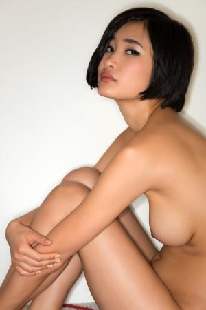 junge nackte m�dchen: Sch�ne junge nackte Japanerin