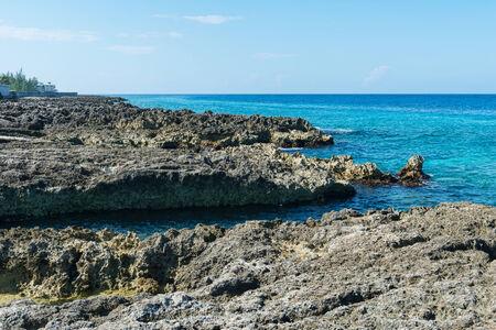 Rocky coast, Coconut Bay, Grand Cayman