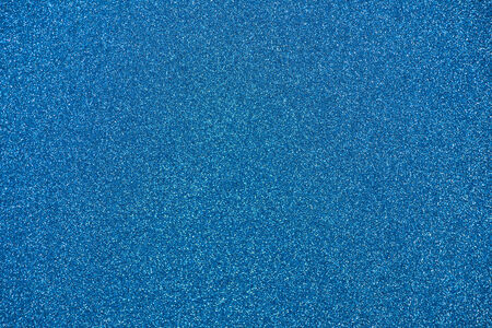 A glittering background of blue and white