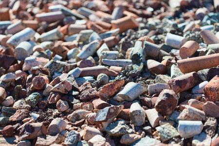 버려진 광산의 핵심 샘플