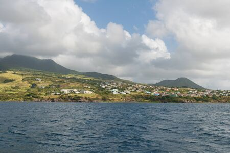 south coast: Veterinary and Medical Schools on the south coast of St. Kitts