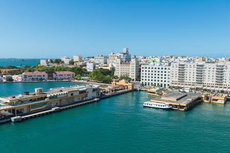 san juan: Port of San Juan, Puerto Rico