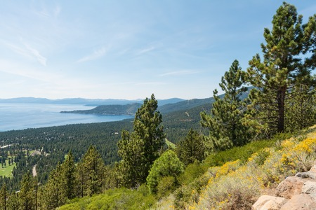 tahoe: Crystal Bay, Lake Tahoe, Incline Village, Nevada