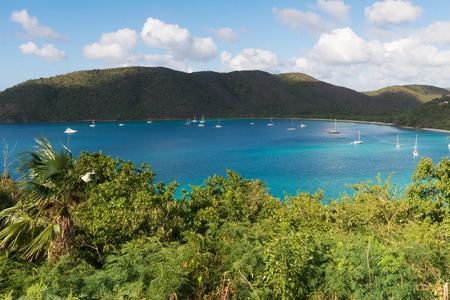 st john: America Point and Maho Bay, St. John, U.S. Virgin Islands