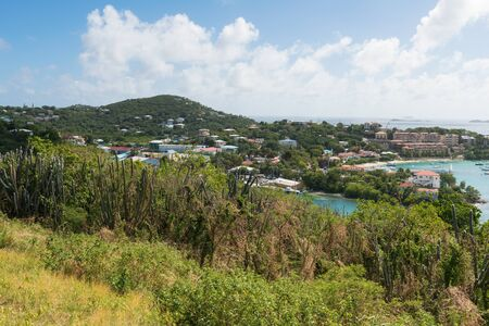 st john: Cruz Bay, St. John, U.S. Virgin Islands