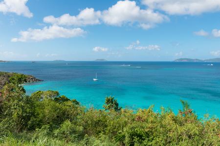 virgin islands: Trunk Bay, St. John, U.S. Virgin Islands