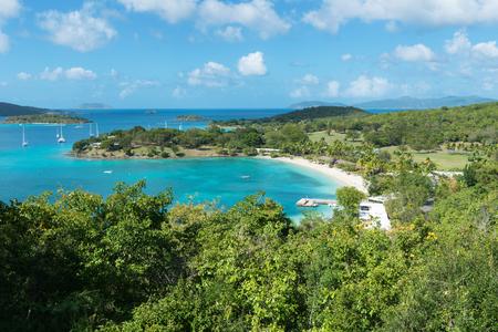 virgin islands: Caneel Bay, St. John, U.S. Virgin Islands