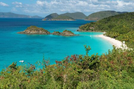 st john: Trunk Bay, St. John, U.S. Virgin Islands