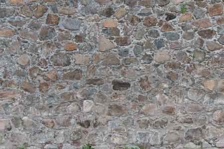 Stone wall, San Javier Mission, San Javier, Loreto, Baja California, Mexico Stock fotó - 74221086