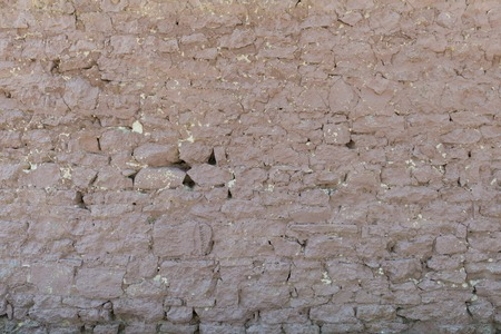 williams: Old stone wall, Williams, Arizona