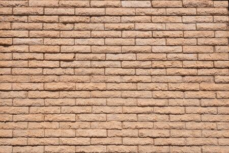 Weathered sandstone wall, Winslow, Arizona Stock fotó