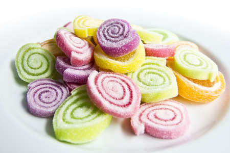 Thai candy Stock Photo