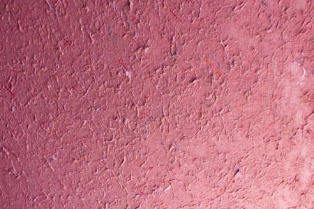 Mulberry paper in pink color at Chiangmai, Thailand