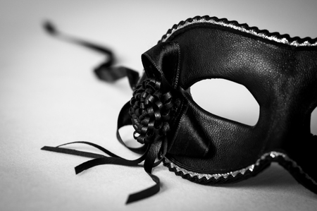carnival: Venetian carnival mask Stock Photo