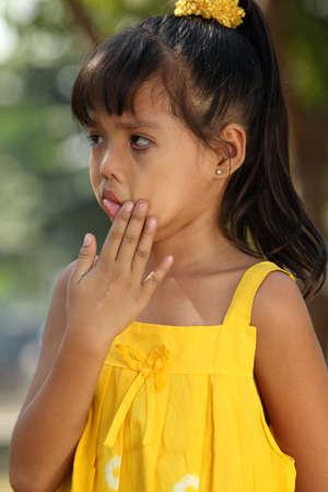enfant qui pleure: Crying Child