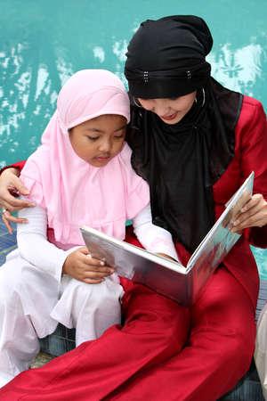 petite fille musulmane: L'Islam, la m�re et l'enfant musulman