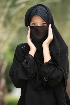 jilbab: Muslim Girl