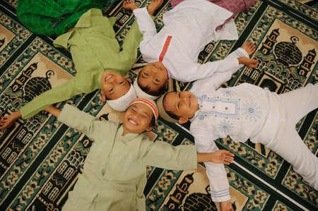 muslims: Friendship, Muslim Kids