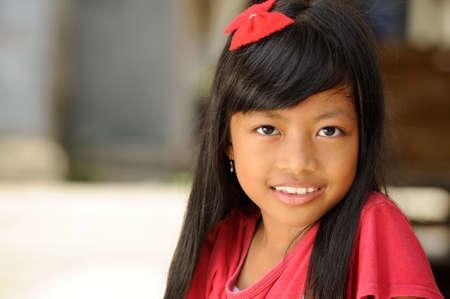 Indonesian Child photo