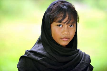 petite fille musulmane: Girl musulmane indon�sienne