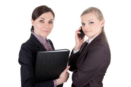 Team of business women photo