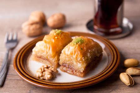 baklawa: Baklava - oriental confectionery