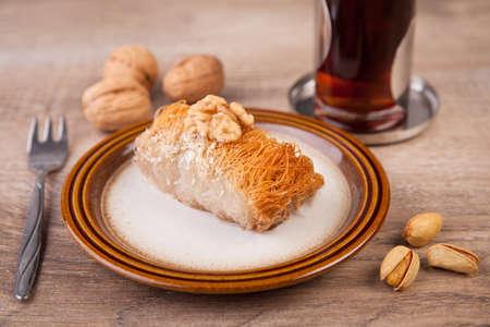 Baklava - oriental confectionery