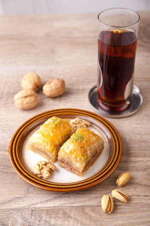 confectionery: Baklava - oriental confectionery