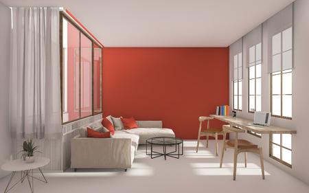 Das Moderne Wohnzimmer Mit Tageslicht - royalcleaning.club