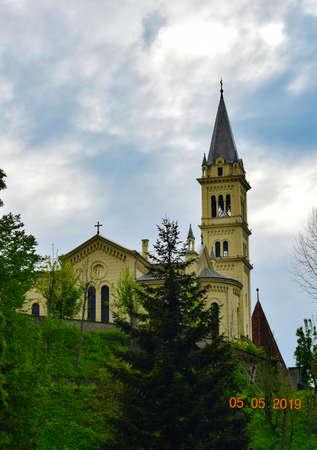 Roman Catholic church in Sighisoara
