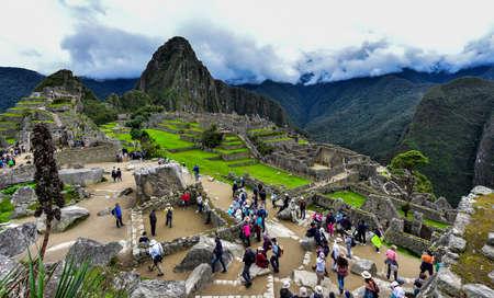 Huayna Picchu 105