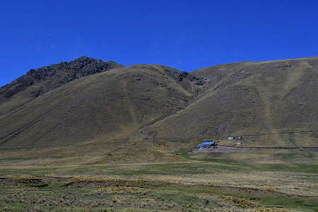 Altiplano or the Andean plateau, in South Central America, is the area where the Andes are the widest. It is the largest plateau area on Earth outside of Tibet. Most of the Altiplano is in Bolivia, bu