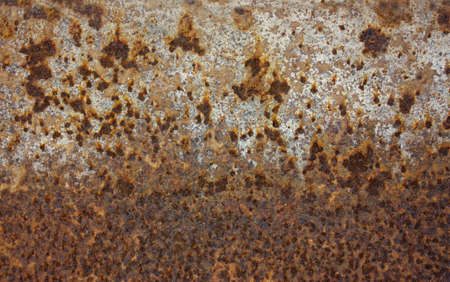rusty background: Rusty metal texture for the background