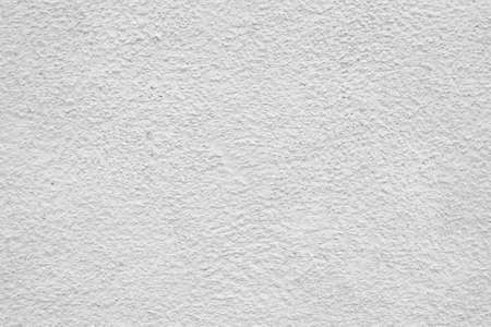 White rough wall for background